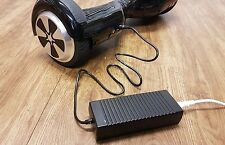 BS FULLY FUSED UK PLUG CHARGER FOR HOVERBOARD BALANCE BOARD - CE/FCC Approved