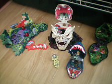 MIGHTY MAX  COLLECTION OF MIGHTY MAX PLAY SETS VINTAGE RETRO VGC