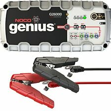 NOCO Genius 26000 12V/24V 26 Pro Ultrasafe Smart Battery Charger