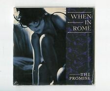 When in Rome SEALED (!) 3-INCH-cd-maxi IN PROMISE ©1988 Ten Records 3-tr Remixes