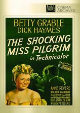THE SHOCKING MISS PILGRIM (1947 Betty Grable)  - Region Free DVD - Sealed