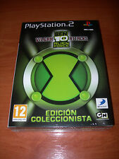 BEN 10 ALIEN FORCE: VILGAX ATTACKS ED. COLECCIONISTA PS2 (PAL ESPAÑA PRECINTADO)