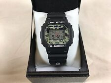 "Casio G-Shock x Bape (A Bathing Ape) ""Bape Camo"" DW-5600E Digital Watch"