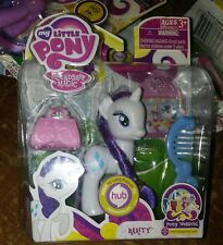 My Little Pony Rarity Wedding figure 2011 NIB Easter Basket stuffer