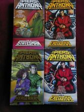 Piers Anthony - 4 vol BIO OF A SPACE TYRANT - PBs