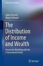 New Economic Windows: The Distribution of Income and Wealth : Parametric...