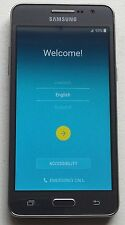 Samsung Galaxy Grand Prime - GREY - SM-G530P - Sprint / Ting - MODERATE, BAD ESN
