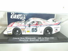 LANCIA BETA MONTECARLO 24H LE MANS 1982-GB39-FLY CAR COLLECTION-SLOT-1/32--E23
