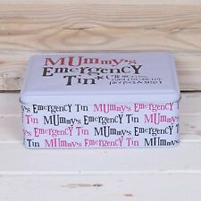 Mummy's Emergency Tin Gift Ideas For Her Mum For Birthdays & Mothers Day