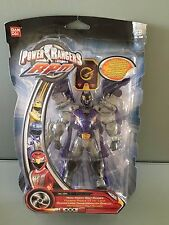 Power rangers RPMMoto morph wolf ranger in sealed bllister packaging