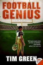 Football Genius, Tim Green, Good Book
