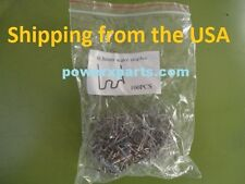 400 0.8mm wave Staples HOT STAPLER STAPLES - PLASTIC WELDER STAPLES