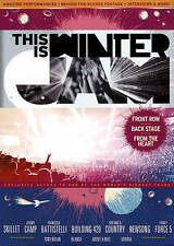 This Is Winter Jam (DVD, 2016)