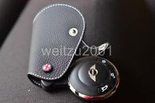 BMW MINI Cooper Leather Key Case R55-R61 Clubman/Paceman/Countryman ONE S SD GP