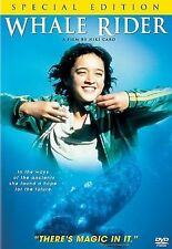 Whale Rider (DVD, 2003, Special Edition) NEW SEALED