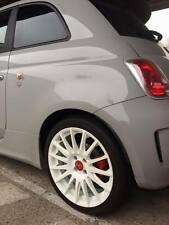 "Set 4 cerchi ""SCUDERIA"" 17"" by Fondmetal 500 Abarth"