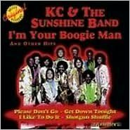 I'M Your Boogie Man & Other Hits - K.C. & Sunshine - CD New Sealed