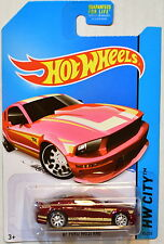 HOT WHEELS 2014 SUPER TREASURE HUNT '07 FORD MUSTANG