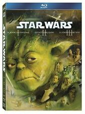 STAR WARS PREQUEL TRILOGY - EPISODI 1-2-3(3 BLU-RAY) COFANETTO