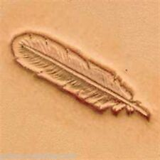 Craftool 3-D Leather Stamp Feather (88502-00)