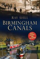 Birmingham Canals, Shill, Ray, New Books
