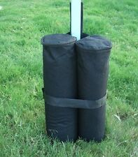 Weight Sand Bag Set (6 PCS) for Pop up Tent or Party Tent by DELTA Canopies