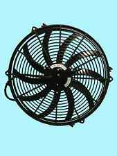 "UNIVERSAL 16"" INCH 120W CAR RADIATOR FAN, 2 YEARS GUARANTEE, OEM MAKE, ISO9001"