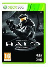 Xbox360 Halo Aniversario Combat Evolved Nuevo Precintado Pal España