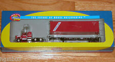 ATHEARN 27848 KENWORTH TRACTOR WITH 40' CONTAINER & CHASSIS TURKON