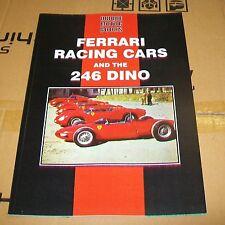 Ferrari voitures de course et les 246 dino article de magazine réimpression livre. umb.
