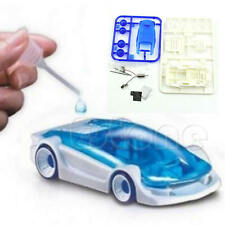 Brand New DIY Kits Green Energy Salt Water Fuel Cell Car Sets Funny Toys