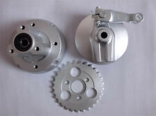 REAR RIMS WHEEL HUB & BRAKE COVER & 29T SPROCKET FOR honda MONKEY BIKE Z50 PARTS