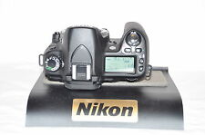 Perfect Nikon D80 10MP Digital SLR Body - LowLow S/C + 6 month Warranty