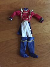 Vintage Band Marching Doll KEN Official Genuine Barbie Clothing