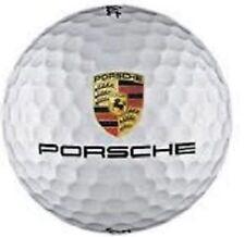 3 Dozen (Porsche Logo) Titleist Velocity Mint / AAAAA Used Golf Balls