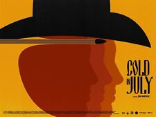 Cold In July Poster - Mondo - Jay Shaw - Limited Edition of 75