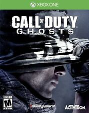Call of Duty Ghosts Xbox One Game Brand New Sealed