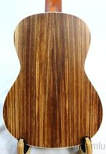 Brand new Alulu solid spruce top, laminated zebra wood Tenor Ukulele YHT10