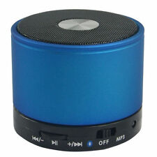 BLU Bluetooth Wireless Mini Altoparlante portatile per MP3 Cellulari Tablet