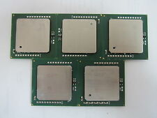 LOT of 5: Intel Xeon Processors, 3400DP/1M/800, SL7PG