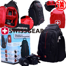 BRAND NEW SWISSGEAR MULTI-PURPOSE CAMERA BAG SWT0372C