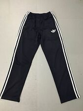 Mens Adidas Firebird Tracksuit Bottoms - Small - Black - Great Condition