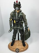 1/6 BBI US NAVY F-14/F-18 MODERN FIGHTER PILOT TOPGUN DRAGON RC TOMCAT HORNET