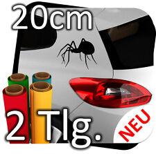 20cm Araignée Mygale Étiquette Autocollants Pour Voiture Vernis