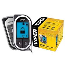 5704 Viper Car Alarm and Remote Start with 2-way Pager