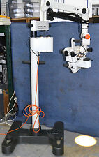 Leica Wild M651 Heerbrugg Surgical Operating Microscope