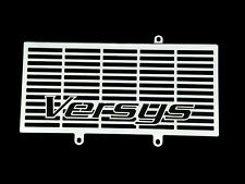 KAWASAKI VERSYS 650 (2010-2014) Mk2 STAINLESS STEEL RADIATOR GRILL GUARD COVER