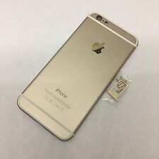 NEW IPHONE6 REPLACEMENT BACK REAR HOUSING BATTERY COVER GOLD CHAMPAGNE UK