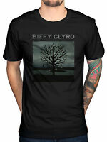 Official Biffy Clyro Chandelier T-Shirt Scottich Rock Band Opposites Puzzle Blis
