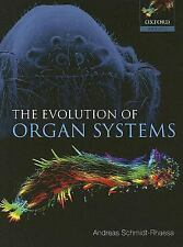 The Evolution of Organ Systems by Andreas Schmidt-Rhaesa (2007, Paperback)